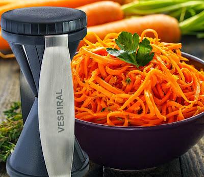 #vespiral, tomoson, review, reviews, kitchen gadget, paleo, healthy, clean eating