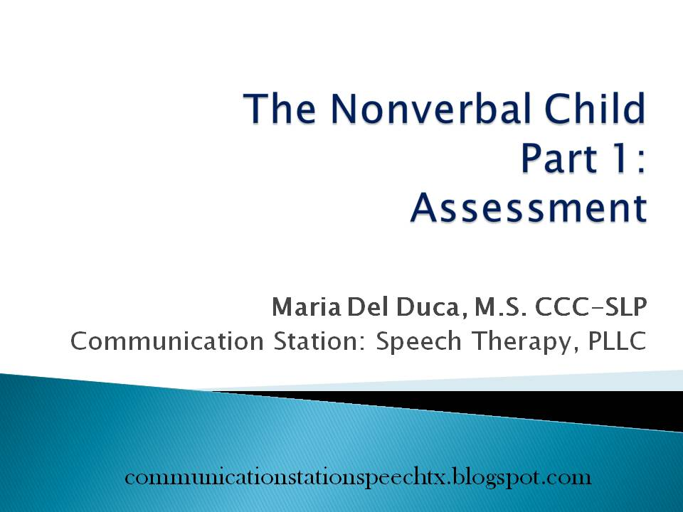 nonverbal communication and child Strong communication skills can help you in both your personal and professional life while verbal and written communication skills are important, research has shown that nonverbal behaviors make up a large percentage of our daily interpersonal communication.
