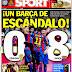 El Barça golea 8-0 al Córdoba, Cristiano responde con hat-trick, la liga on fire