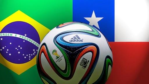 Live Stream Brasilien - Chile