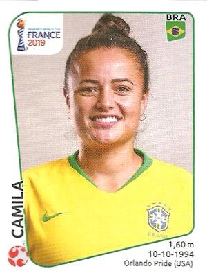 Panini Frauen WM 2019 Sticker 413 USA Rose Lavelle