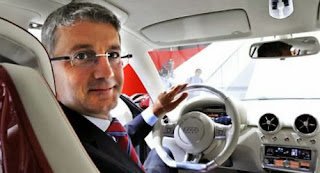 Rupert Stadler, Audi Chairman, To Give Keynote At The Cosmopolitan For CES Las Vegas 2014