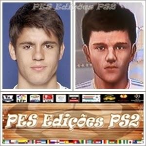 Álvaro Morata (Real Madrid) PES PS2