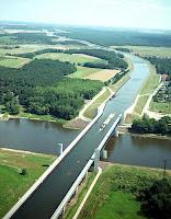 Магдебургский мост Германия