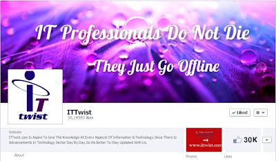 Facebook Fan Page Likes Increase -ITTWIST