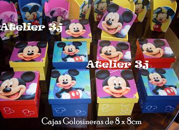Sorpresas infantiles - Mickey Mouse