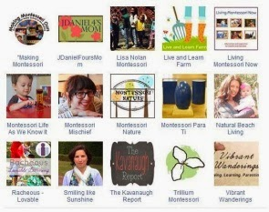 Follow the Montessori Bloggers Network on Facebook