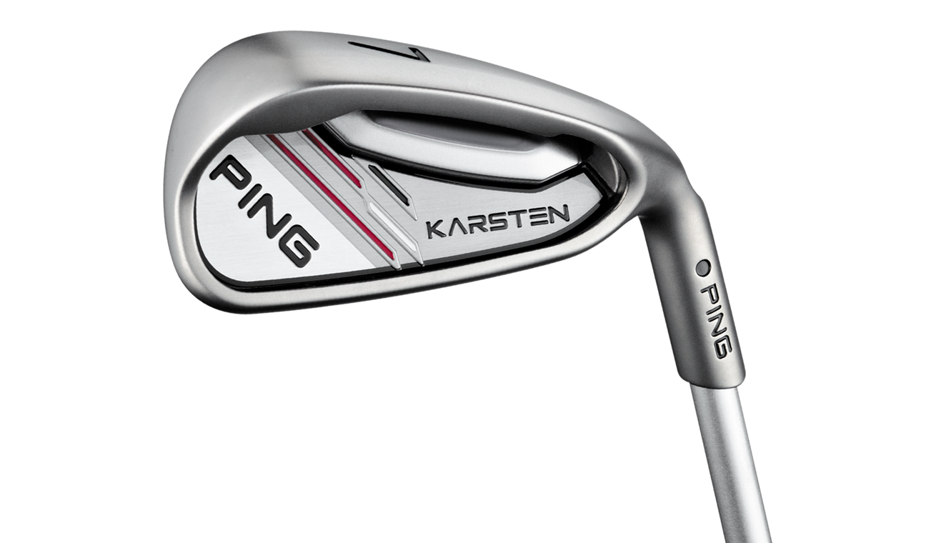 ping karsten irons hybrids golf club review golf for. Black Bedroom Furniture Sets. Home Design Ideas