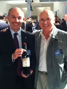 Famed ITALIAN Winemaker VITTORIO FIORE and Son Roberto Fiore