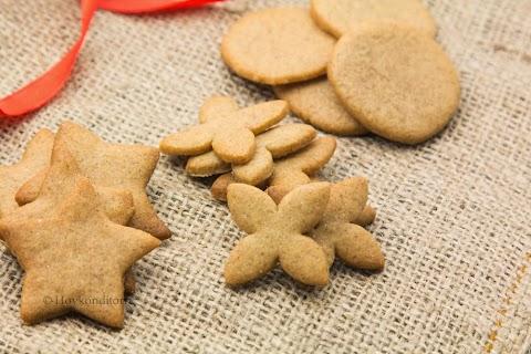 Rosendal's Spicy Gingerbread Cookies