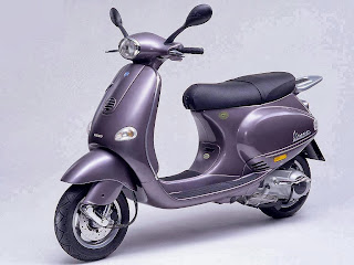 Vespa150cc ET4
