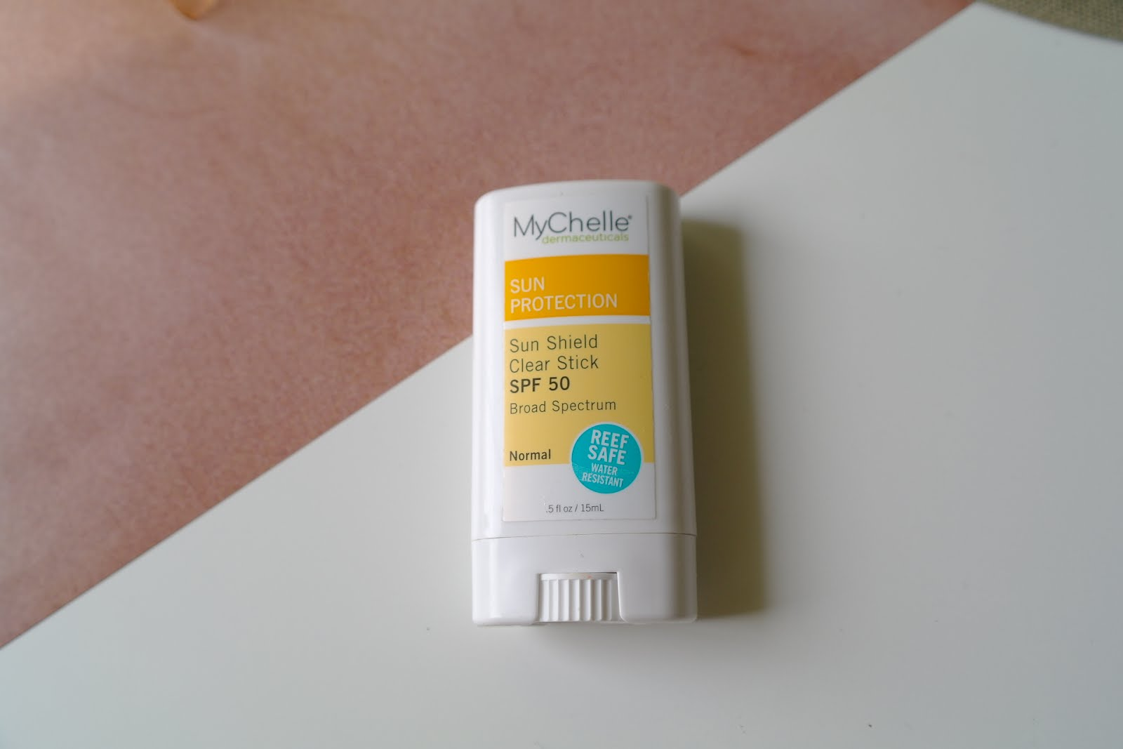fluores: Mychelle Review of 4 Sun Protection Products