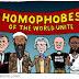Η δικτατορία των ομοφοβικών