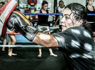 Shopping Grande Rio recebe lutadoras do MMA feminino para treino aberto ao público