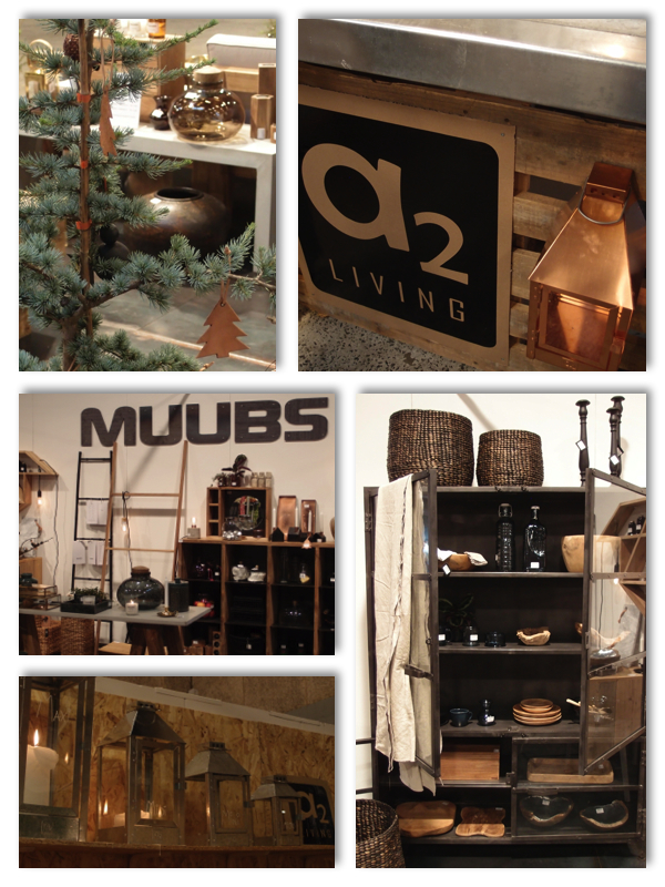 Kerniges Holz und Metall Muubs und a2Living