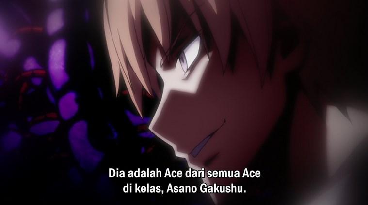Ansatsu Kyoushitsu Episode 15 Subtitle Indonesia