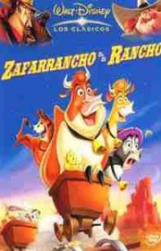 Ver Zafarrancho en el rancho (Home on the Range) Online