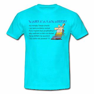 Koszulki na wieczór kawalerski