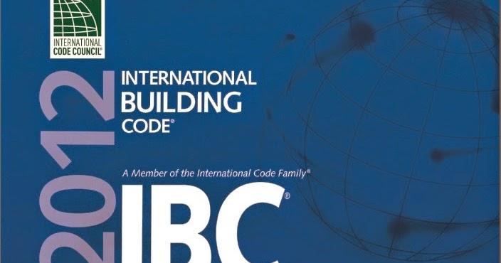 International building code 2012 | Online Civil