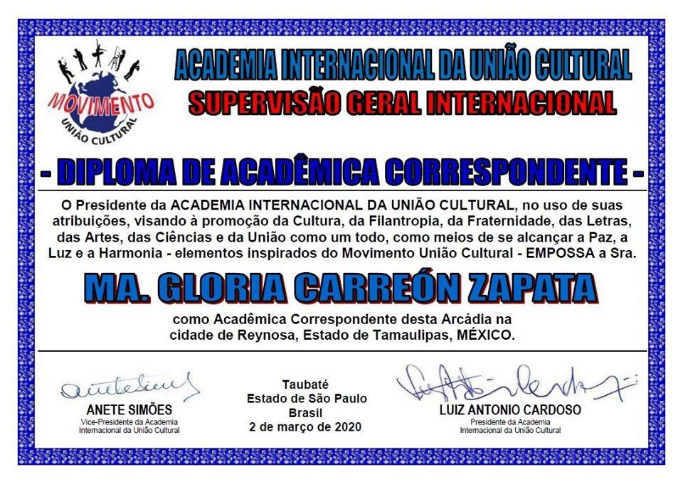 Académica Internacional de Unión Cultural.