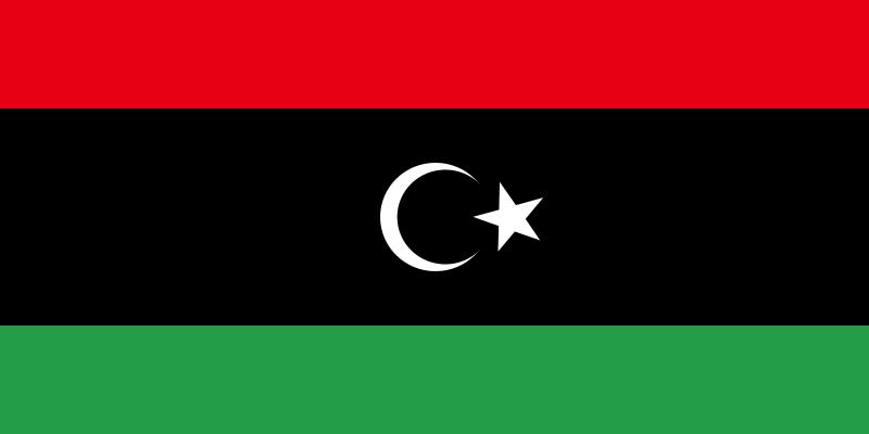 صورة علم ليبيا