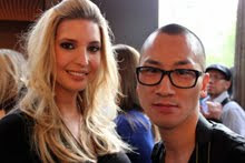 Meeting Ivanka Trump