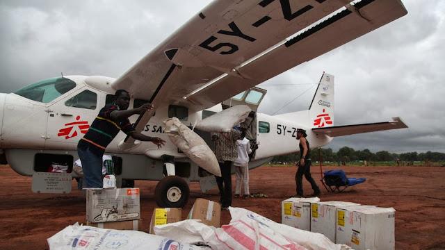 La labor humanitaria de Médicos Sin Fronteras