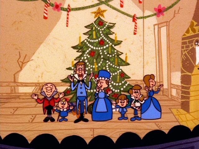 Mr. Magoo's Christmas Carol | Animated Movie Guide