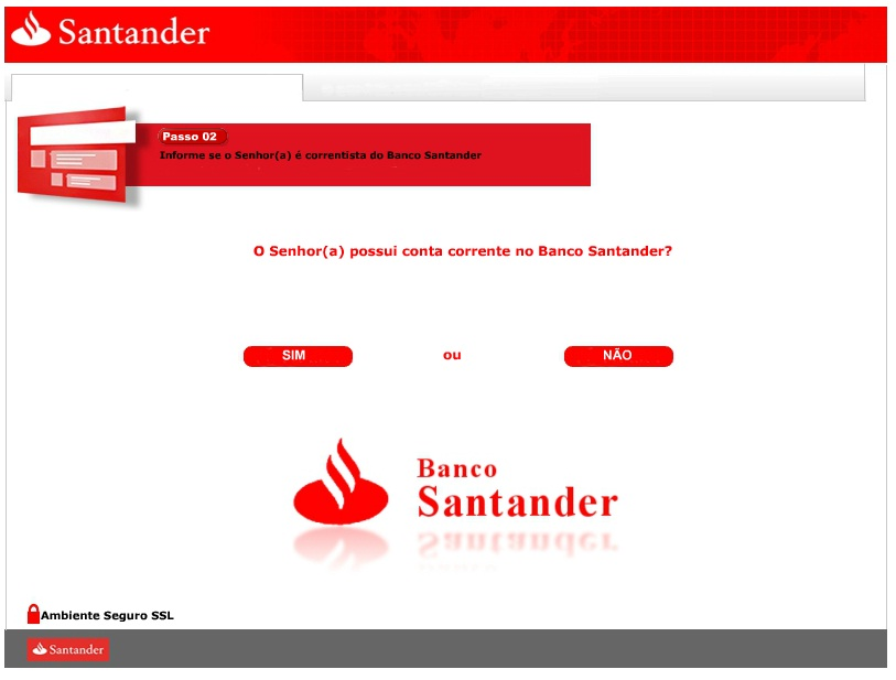 blog do branquinho golpe banco santander
