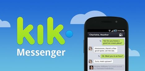 Kik Messenger, Android Apps