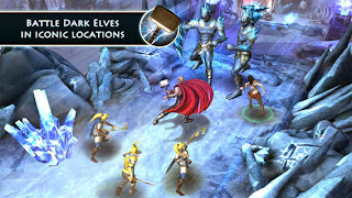 Thor: The Dark World v1.0.0 for iPhone/iPad