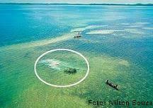 Banalidade: Pescadores jogam bombas na captura de peixes na Bahia