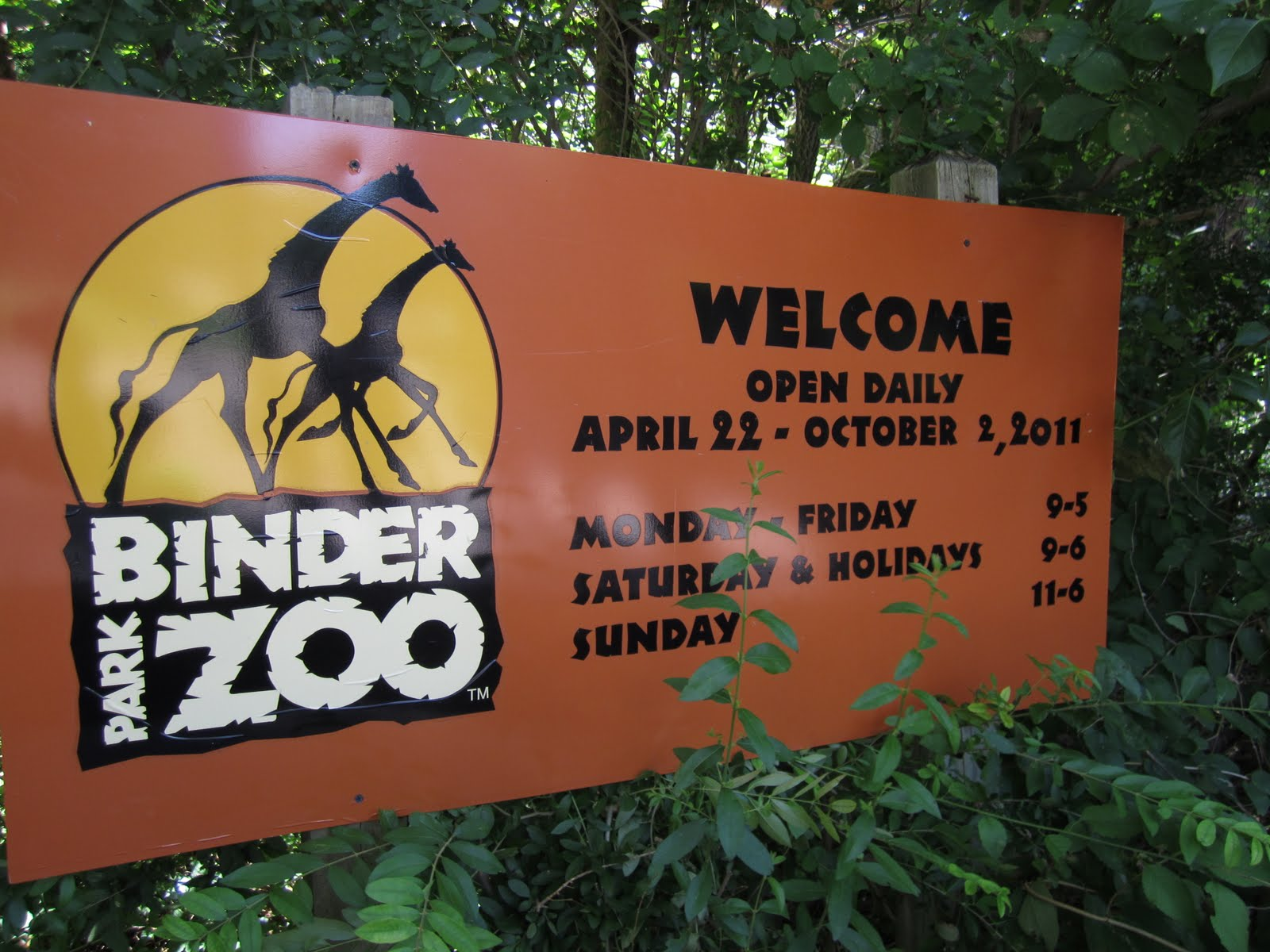 Binder park zoo coupons