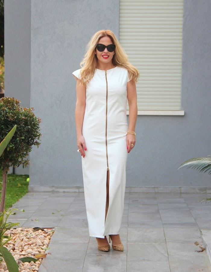 בלוג אופנה Vered'Style אאוטפיט לבן לשבת חתן