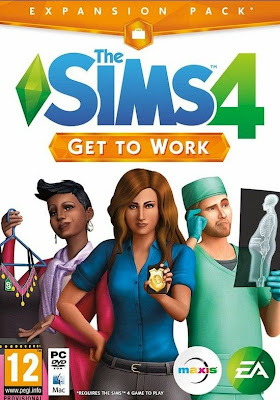 The Sims 4 Get to Work Addon