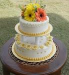 WEDDING CAKES 2 TIER