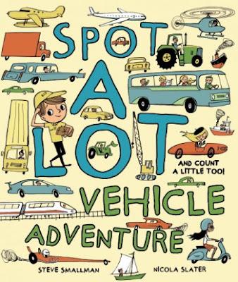 Spot A Lot Book