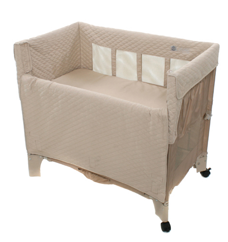 Bassinet Hooks To Bed