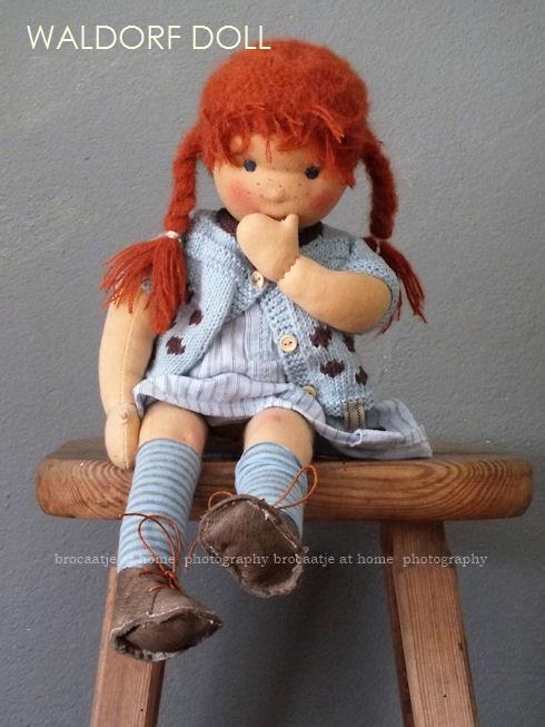 Waldorf Doll Fietje