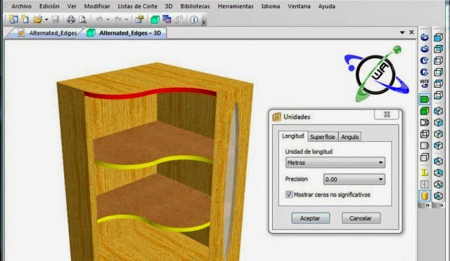Polyboard programa para dise ar muebles cocina closet for Programa para cocinas