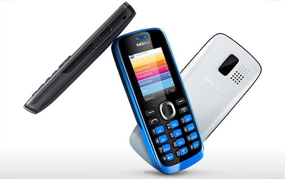 Nokia 110 dan Nokia 112