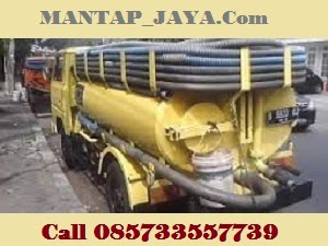 Jasa Tinja dan Sedot WC Medaeng Waru Call 085100926151