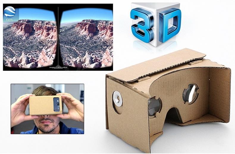 Виртуальные очки как сделать самому