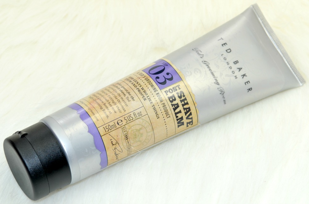 Ted S Grooming Room Post Shave Balm