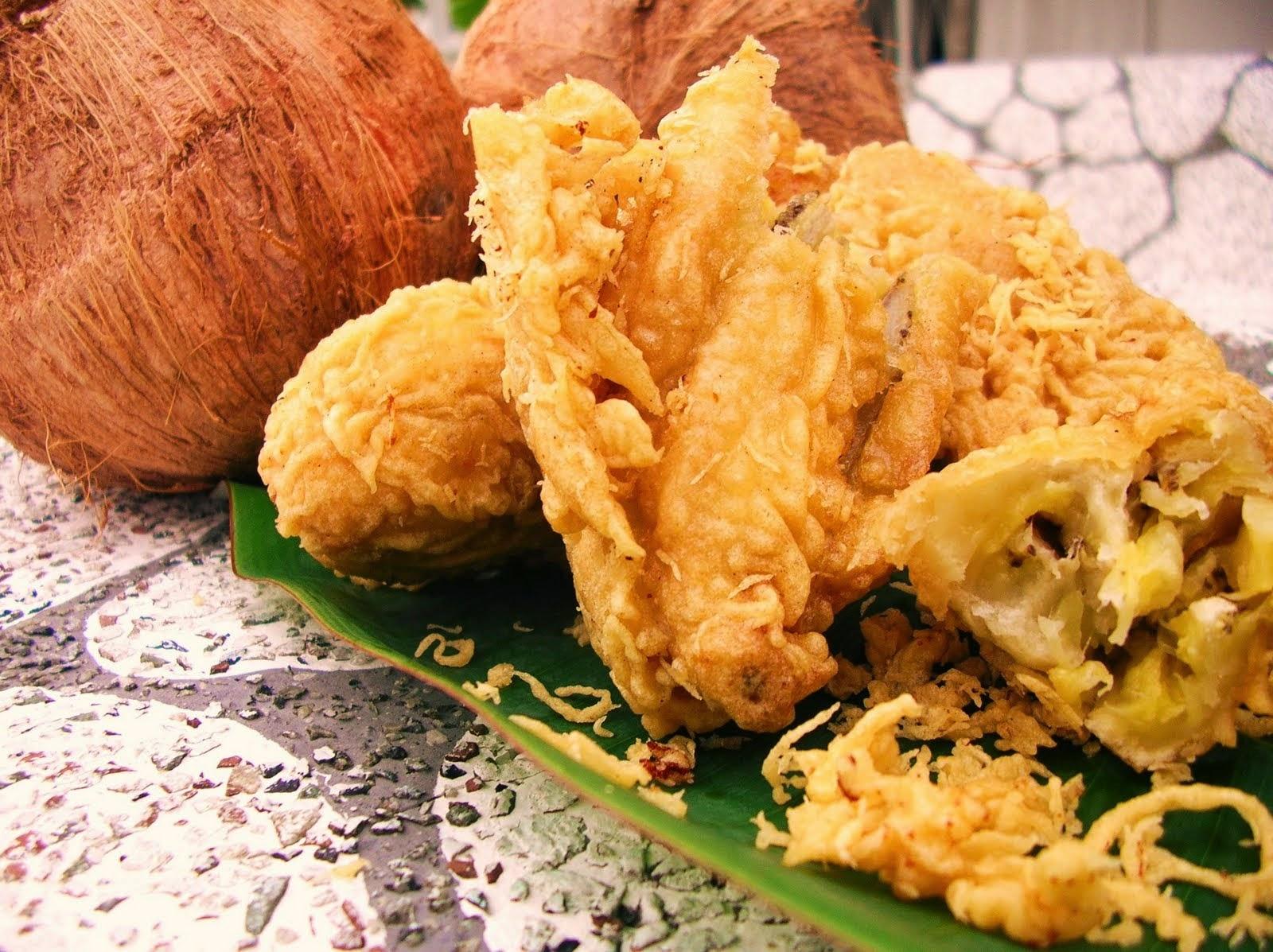 Resep pisang goreng, cara membuat pisang goreng crispy, pisang goreng, cara bikin pisang goreng, bahan pisang goreng.