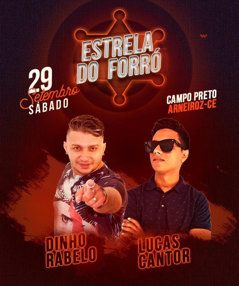 Sábado - 29/Set - Campo Preto - Arneiroz.