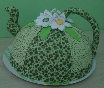 Chaleira cobre - bolo