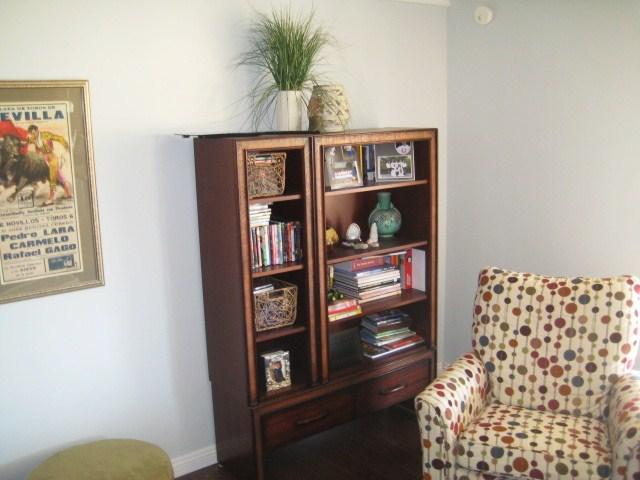 Professional Home Staging Interior Design Den Transformation