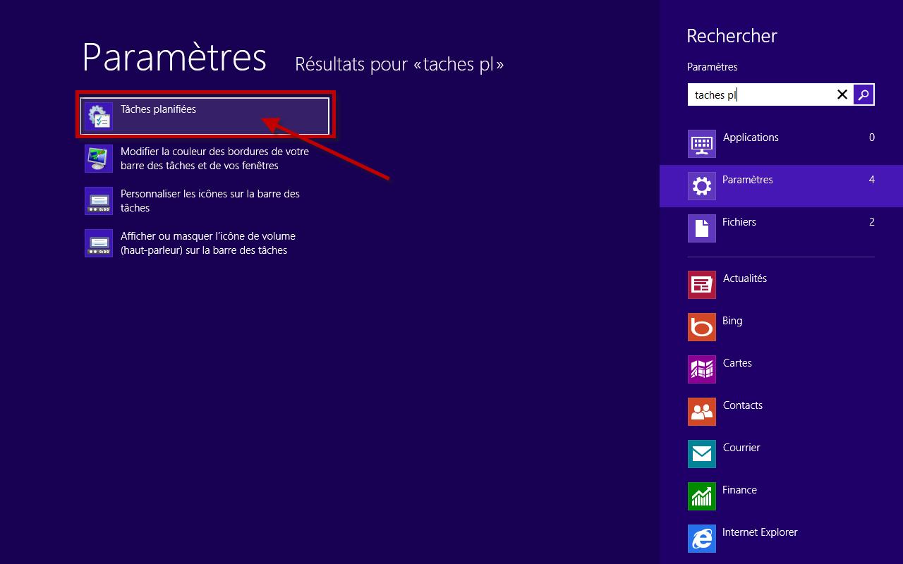 Comment avoir demarrer windows 8 - Comment installer adwcleaner sur le bureau ...