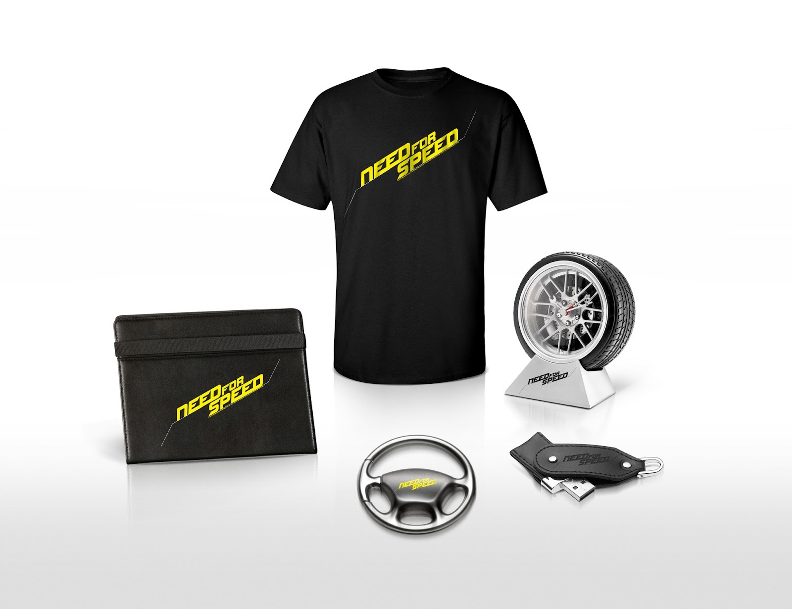 Need for Speed goody bag competition